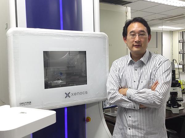 KAIST SAXS Nano-inXider
