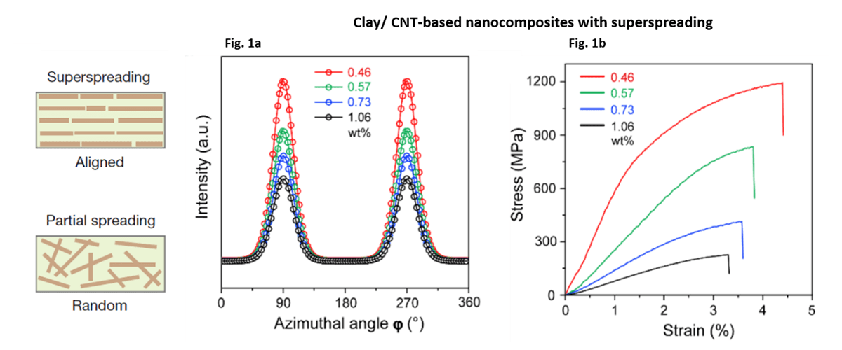 SAXS Nanocomposites